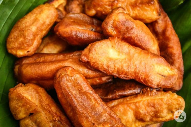 Banane prăjite