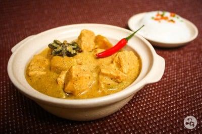 Reteta curry premium cu pui