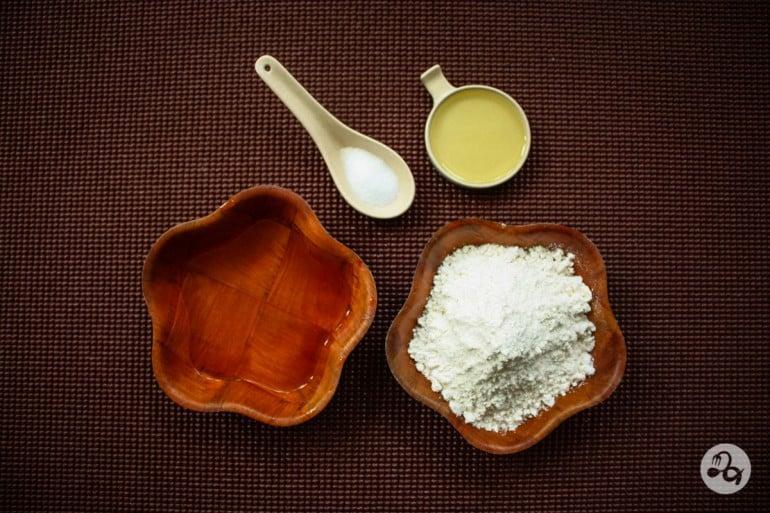 Ingrediente pentru chappati - turte indiene