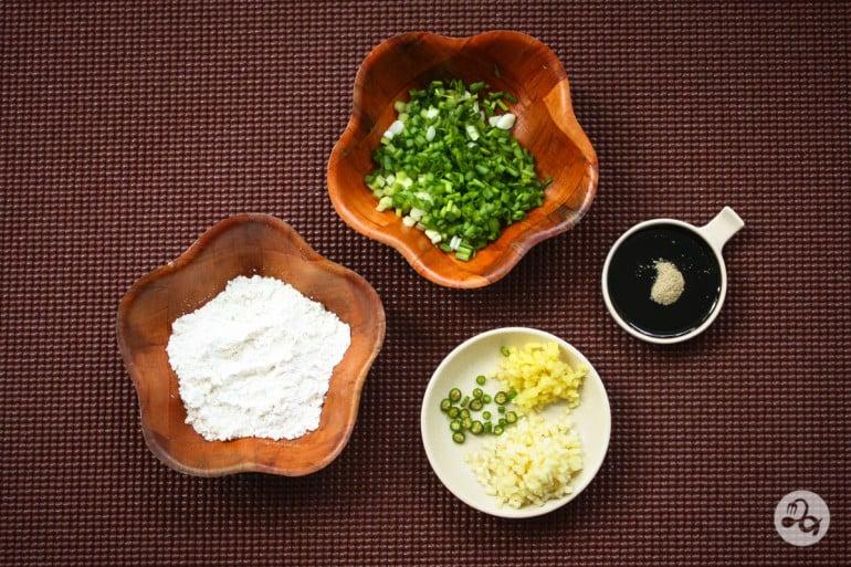 Ingrediente sos chiftelute manciuriene