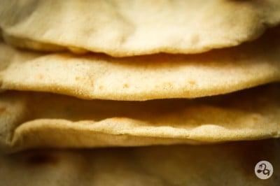 Turte indiene chapati