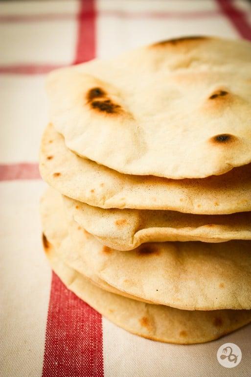 Turte indiene chapati (teanc)